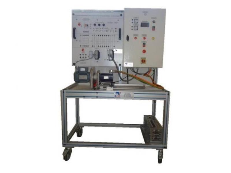 Mot 100 Banc De Test De Moteur Electrique Electrotechnique